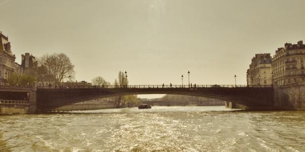 Pont d´Arcole.