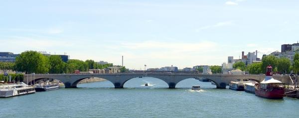 Pont de Tolbiac.